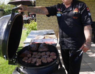 Ticket | BBQ-Workshop Wild met Henrik Hansen